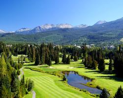 Whistler Golf Course - Whistler Golf Club Hole 15