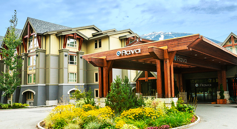 Aava Hotel. Whistler, BC
