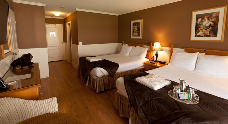 South Thompson Inn & Conference Centre - Room