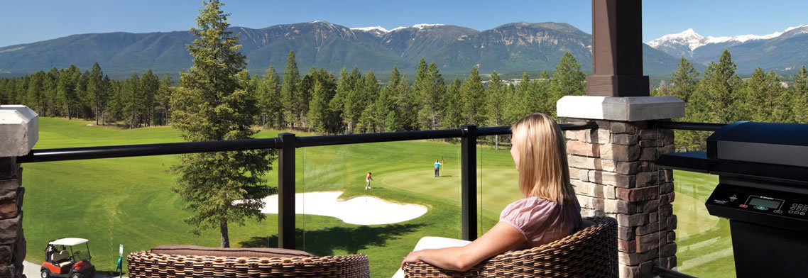 Copper Point Resort - Invermere, BC.