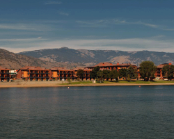 Watermark Beach Resort Hotel. Kelowna, BC.