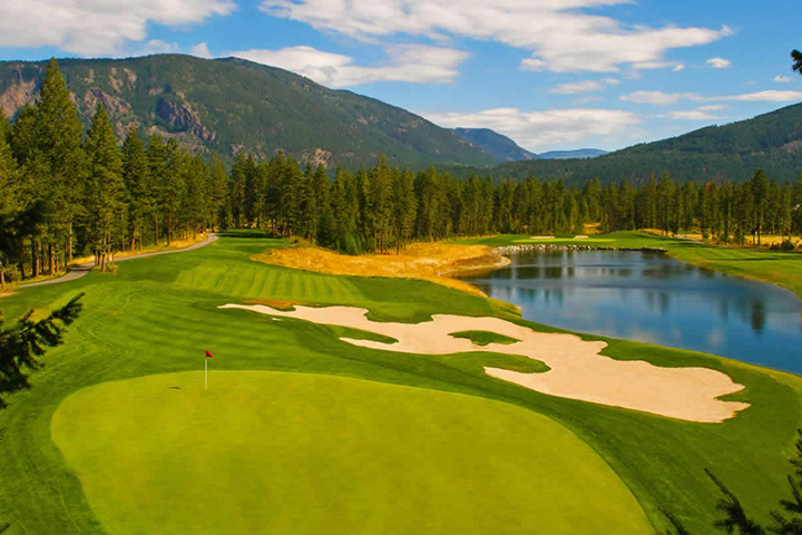 BC Golf Packages - Shuswap Golf Packages