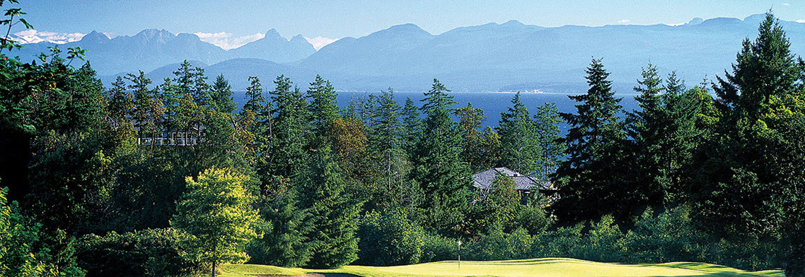 Vancouver Island Golf Packages