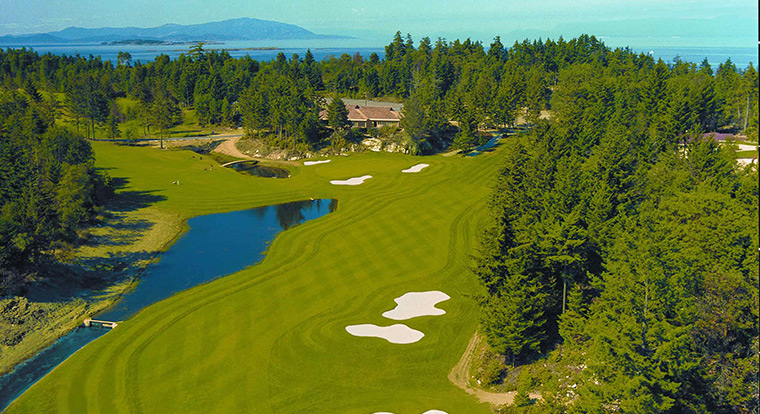 Fairwinds Golf & Country Club - Nanoose, BC