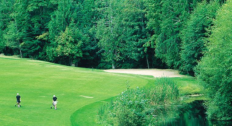 Morningstar Golf Club - Parksville, BC