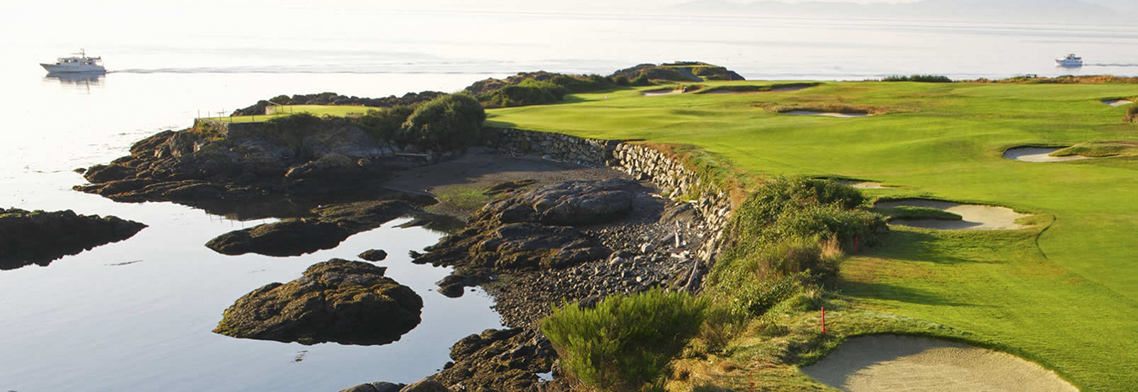 Golf Courses in Victoria, BC