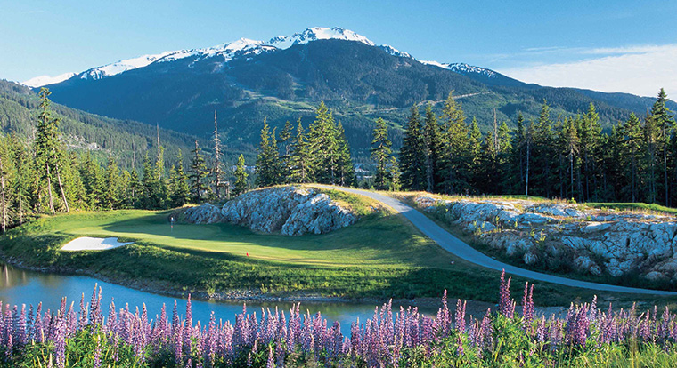 Chateau Whistler Golf Club - Whistler, BC