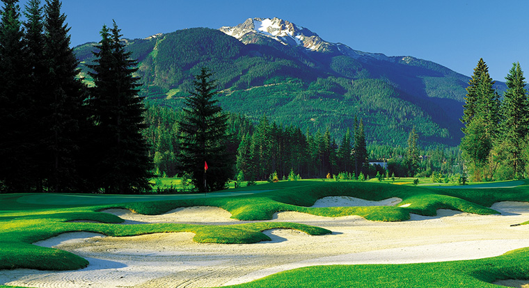 Nicklaus North Golf Club - Whistler Golf Course