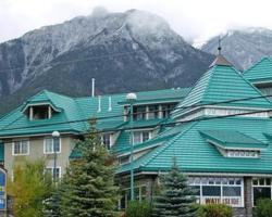 Best Western Pocaterra Inn - Banff, Alberta Hotel