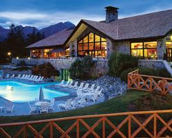 Jasper Park Lodge - Pool View