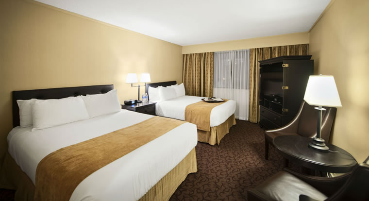 The Thompson Hotel - Guest Room in Kamloops, BC