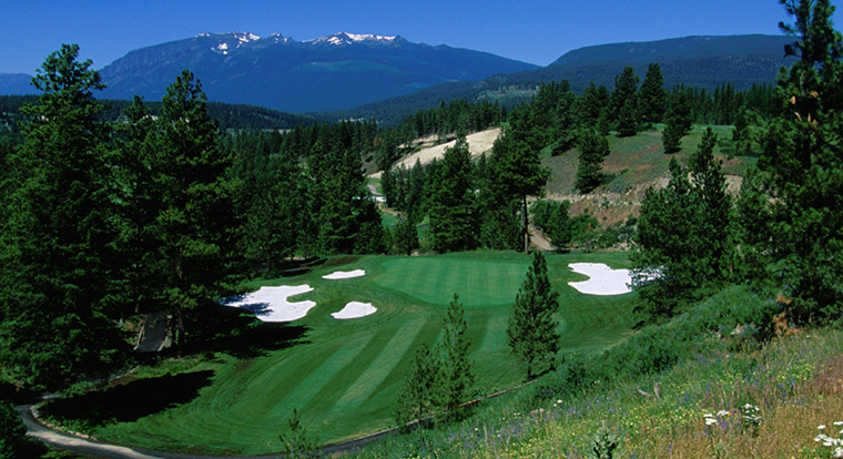Bootleg Gap Golf Course - Kimberley, BC