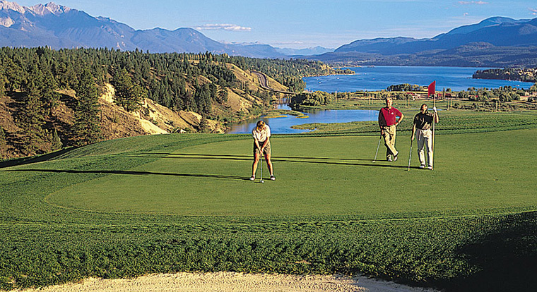 Eagle Ranch Golf Resort - Invermere, BC
