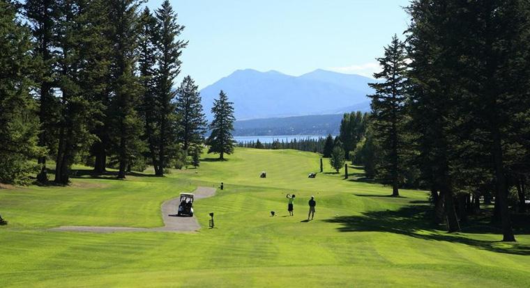 Fairmont Hot Springs - Mountainside Course - Fairmont, BC