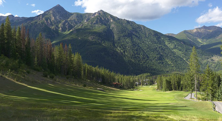 Greywolf Golf Course - Panorama, BC