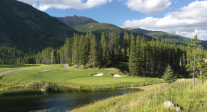 Greywolf Golf Course - Panorama, BC