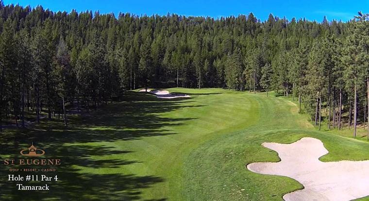 St. Eugene Mission Golf Resort - Cranbrook, BC