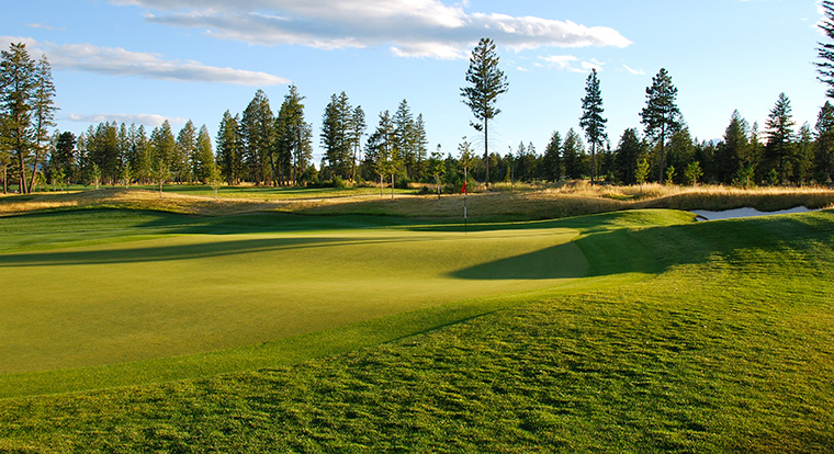 Wildstone Golf Course - Cranbrook, BC