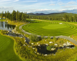 Wildstone Golf Course - Cranbrook, BC