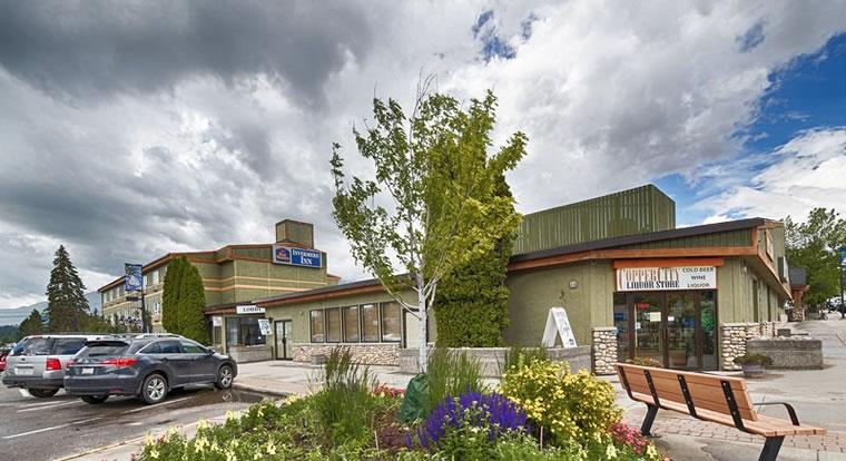 Best Western Invermere Inn. Invermere, BC