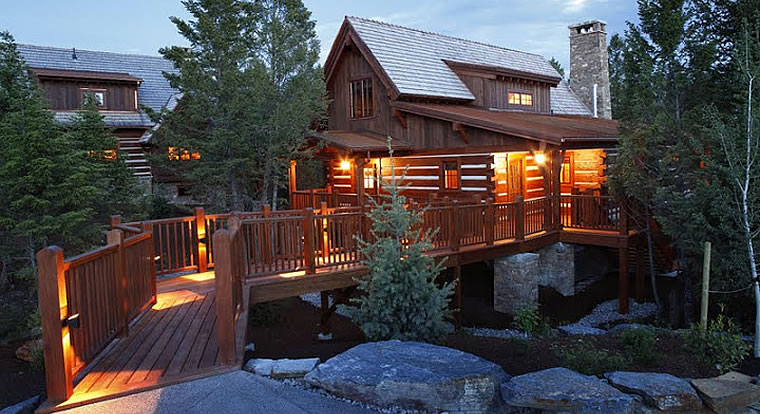 Eagle Ranch Luxury Chalets. Invermere, BC