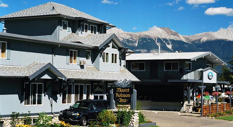 Mount Robson Inn. Jasper, AB