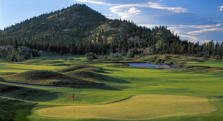 Okanagan Golf Club - Bear Course - Kelowna, BC