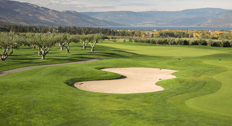 Harvest Golf Club - Kelowna Golf Course