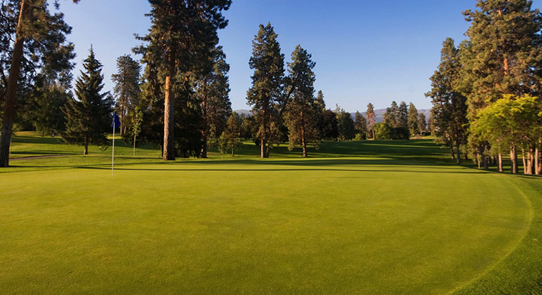 Kelowna Golf and Country Club - Kelowna Golf Course