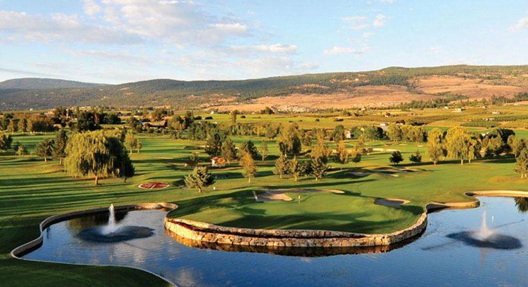 Kelowna Springs Golf Club - Kelowna, BC