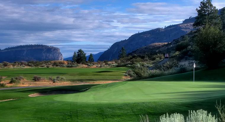 Nk'Mip Golf Course - Osoyoos, BC