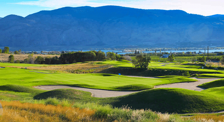 Osoyoos Golf Club Bc Golf Safaris