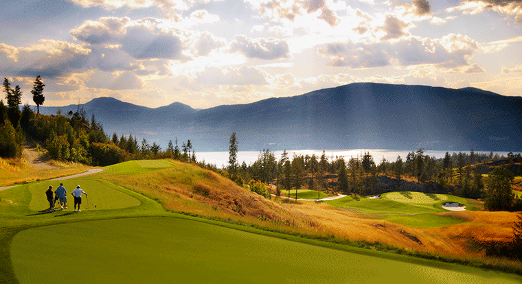 Predator Ridge Golf Resort - Ridge Course #5 Vernon, BC