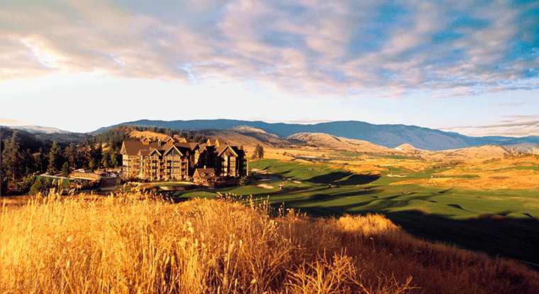 Predator Ridge Golf Resort - Predator Course Lodge Vernon, BC