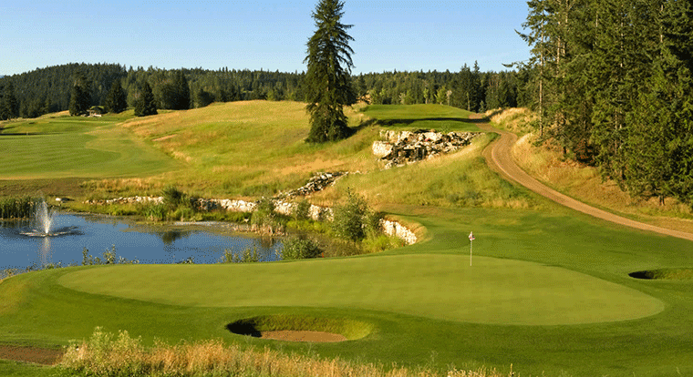 Shuswap National Golf Course - Salmon Arm, BC