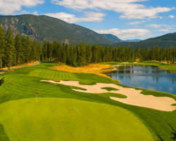 Canoe Creek Golf Course - Salmon Arm, BC