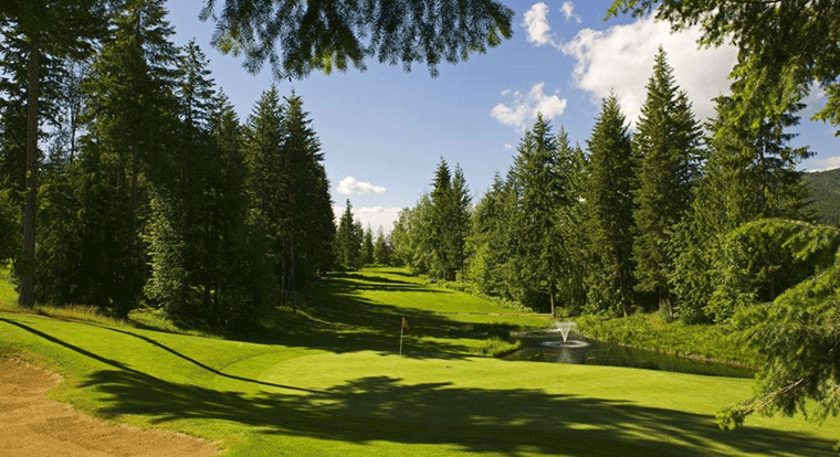 Salmon Arm Golf Club - Salmon Arm, BC