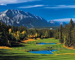 Stewart Creek - Banff-Jasper Golf Course
