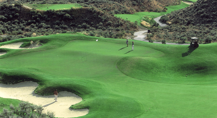 Sun Rivers Golf Course - Kamloops Golf Course