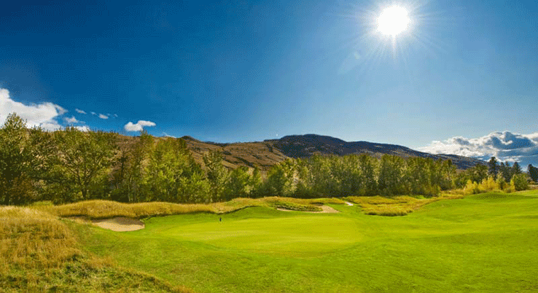 The Dunes - Kamloops Golf Course