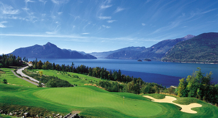 Furry Creek Golf & Country Club - Vancouver, BC