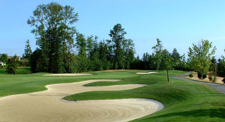 Morgan Creek Golf Course - Vancouver, BC