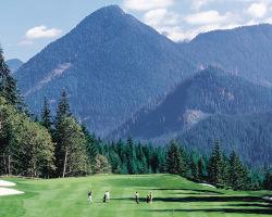 Vancouver Golf Course - Victoria, BC