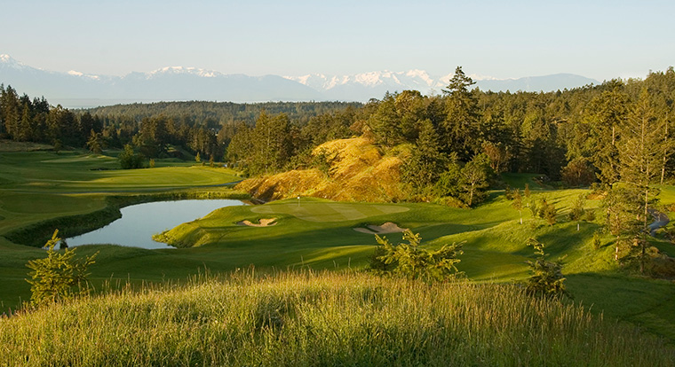 Highland Pacific Golf Club - Victoria, BC
