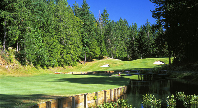 Olympic View Golf Club - Victoria, BC