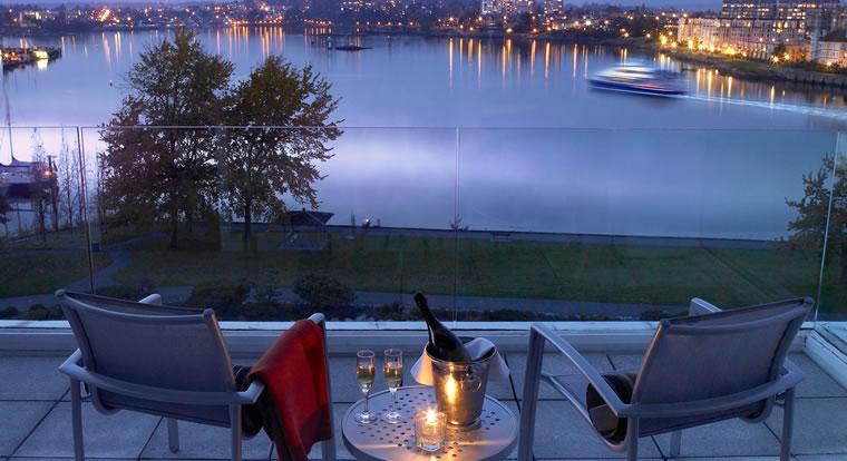 Inn at Laurel Point - Waterview. Victoria, BC