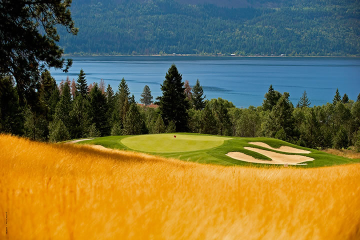 Kamloops Golf Vacations - Talking Rock Golf Resort