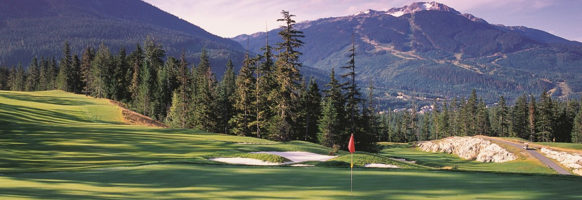 Chateau Whistler - Whistler BC