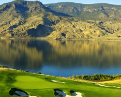 Tobiano Golf Course, Kamloops, BC