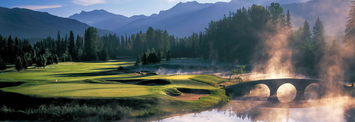 Whistler Golf Destination